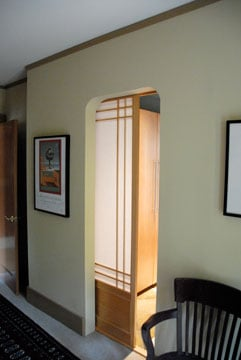Weatherstripping windows doors hometips for Electric moving wall pictures